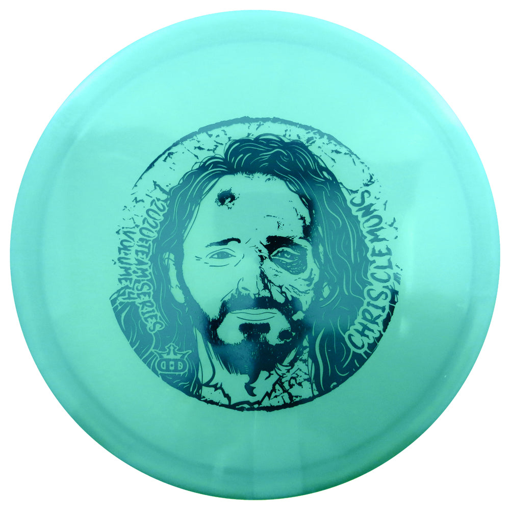 Dynamic Discs Limited Edition 2020 Team Series Chris Clemons Moonshine Glow Chameleon Lucid-X Verdict Midrange Golf Disc