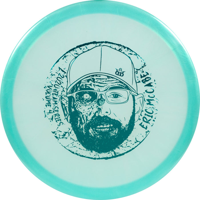 Dynamic Discs Limited Edition 2020 Team Series Eric McCabe Moonshine Glow Chameleon Lucid-X EMAC Truth Midrange Golf Disc