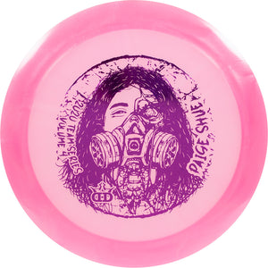 Dynamic Discs Limited Edition 2020 Team Series Paige Shue Chameleon Lucid-X Sheriff Distance Driver Golf Disc