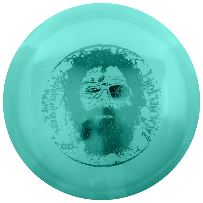 Dynamic Discs Limited Edition 2020 Team Series Zach Melton Moonshine Glow Chameleon Lucid-X Maverick Fairway Driver Golf Disc