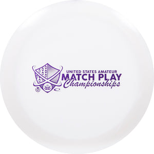 Dynamic Discs Limited Edition 2021 US Am Match Play Championships Lucid Trespass Distance Driver Golf Disc