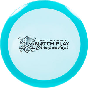 Dynamic Discs Limited Edition 2021 US Am Match Play Championships Lucid Vandal Fairway Driver Golf Disc