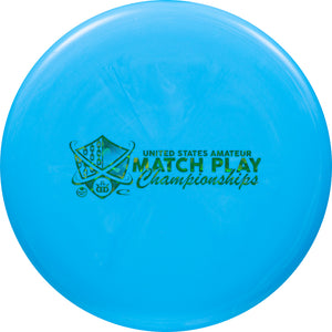 Dynamic Discs Limited Edition 2021 US Am Match Play Championships Prime Judge Putter Golf Disc
