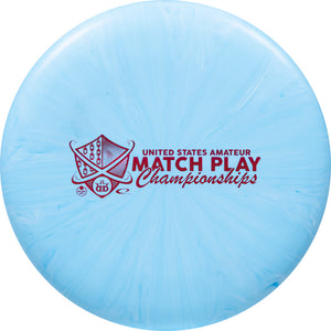 Dynamic Discs Limited Edition 2021 US Am Match Play Championships Prime Burst Deputy Putter Golf Disc