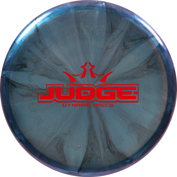 Dynamic Discs Limited Edition Chameleon Lucid-X Judge Putter Golf Disc