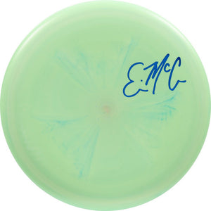 Dynamic Discs Limited Edition Eric McCabe Signature Prime Warden Putter Golf Disc
