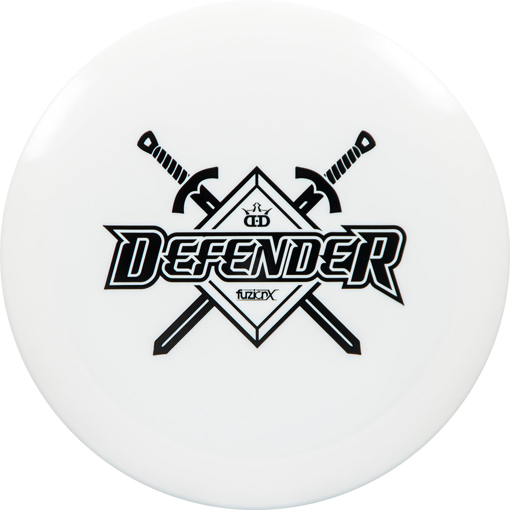 Dynamic Discs Limited Edition Fuzion-X Defender Distance Driver Golf Disc