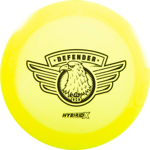 Dynamic Discs Limited Edition Hybrid-X Defender Distance Driver Golf Disc