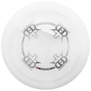 Dynamic Discs Limited Edition 1 of 250 Ring Stamp Prototype Lucid Captain Distance Driver Golf Disc