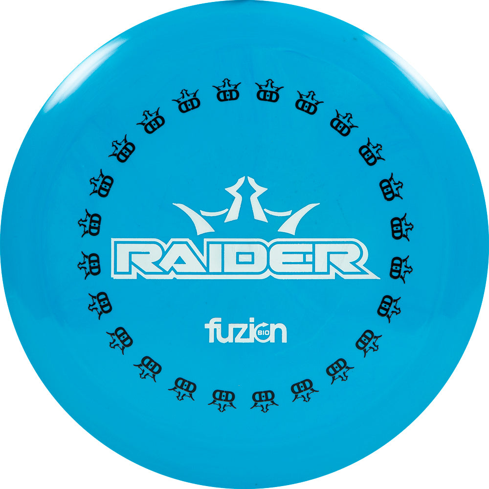 Dynamic Discs Limited Edition Ring Stamp BioFuzion Raider Distance Driver Golf Disc
