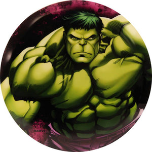 Dynamic Discs Marvel Hulk DyeMax Close and Personal Fuzion Suspect Midrange Golf Disc