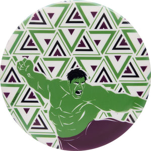 Dynamic Discs Marvel Hulk DyeMax Panorama Fuzion Judge Putter Golf Disc