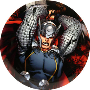 Dynamic Discs Marvel Thor DyeMax Close and Personal Fuzion Suspect Midrange Golf Disc