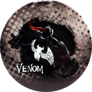 Dynamic Discs Marvel Venom DyeMax Halftone Breakout Fuzion Felon Fairway Driver Golf Disc