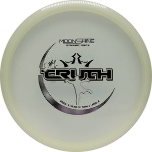 Dynamic Discs Moonshine Glow Lucid EMAC Truth Midrange Golf Disc