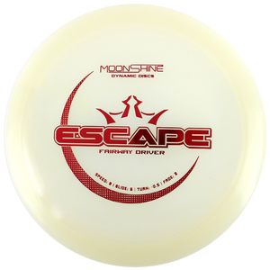 Dynamic Discs Moonshine Glow Lucid Escape Fairway Driver Golf Disc
