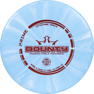 Dynamic Discs Prime Burst Bounty Midrange Golf Disc
