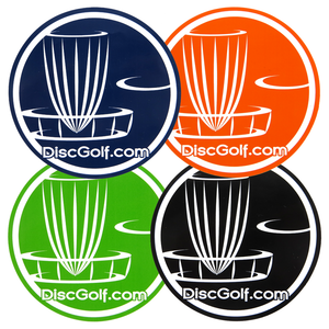 DGA Circle Basket Logo Sticker