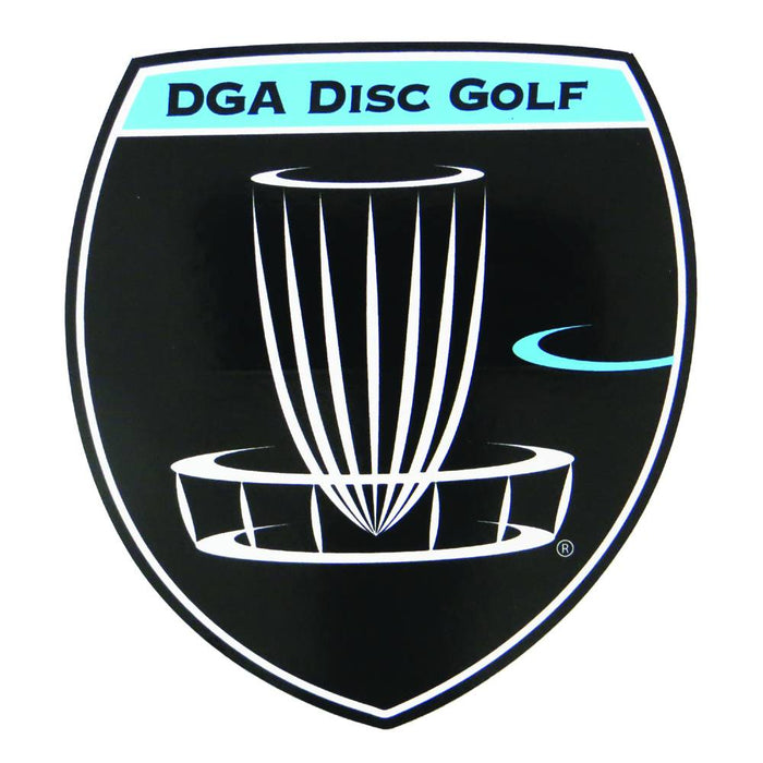 DGA Shield Logo Sticker