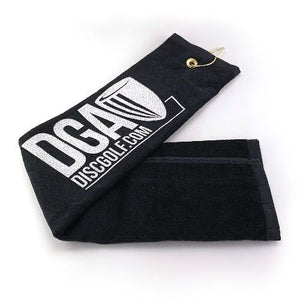 DGA 2021 Tri-Fold Disc Golf Towel