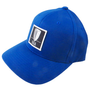 DGA Patch FlexFit Disc Golf Hat