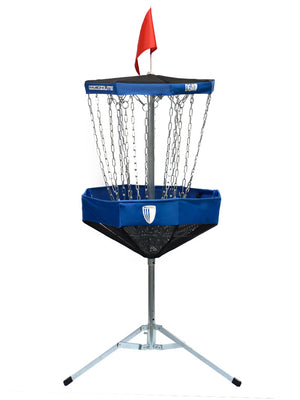 DGA Mach Lite 16-Chain Portable Disc Golf Basket