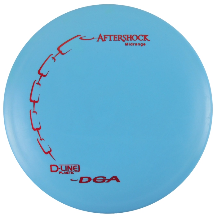 DGA D-Line Aftershock Midrange Golf Disc