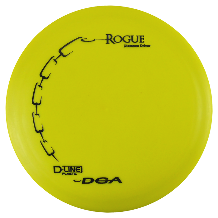 DGA D-Line Rogue Distance Driver Golf Disc