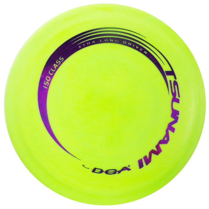 DGA D-Line Tsunami Fairway Driver Golf Disc
