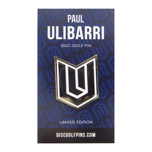 Disc Golf Pins Paul Ulibarri Series 2 Enamel Disc Golf Pin