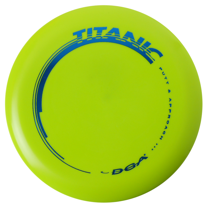 DGA Proline Titanic Putter Golf Disc