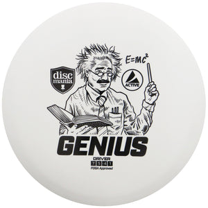 Discmania Active Base Genius Fairway Driver Golf Disc