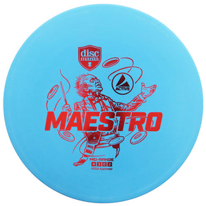 Discmania Active Base Maestro Midrange Golf Disc