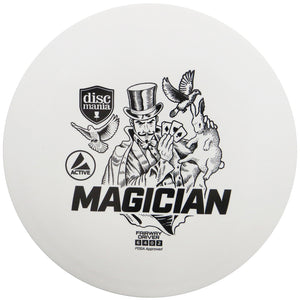 Discmania Active Base Magician Fairway Driver Golf Disc