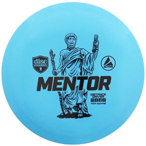 Discmania Active Base Mentor Distance Driver Golf Disc