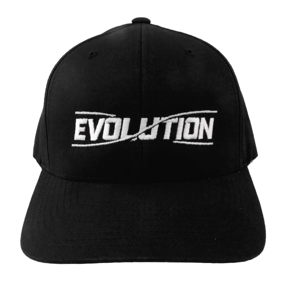Discmania Evolution Logo FlexFit Disc Golf Hat
