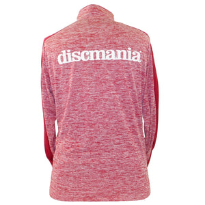 Discmania Logo Quarter Zip Pullover Disc Golf Jacket