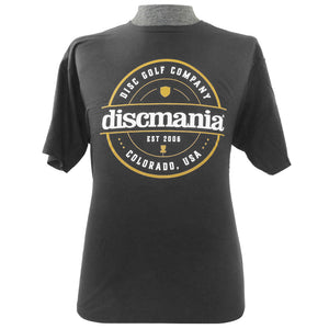 Discmania Colorado Fan Favorite Short Sleeve Disc Golf T-Shirt