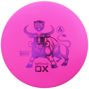 Discmania Active Base Spring Ox Midrange Golf Disc