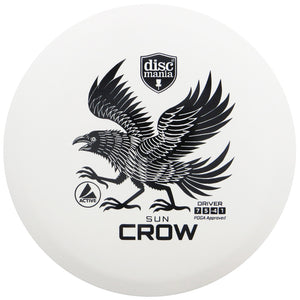 Discmania Active Base Sun Crow Fairway Driver Golf Disc