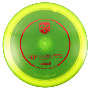 Discmania C-Line CD2 Control Driver Distance Driver Golf Disc