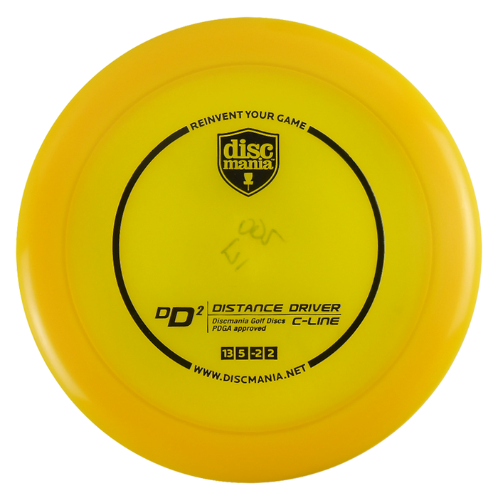 Discmania C-Line DD2 Distance Driver Golf Disc