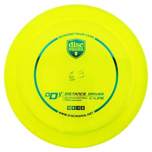 Discmania C-Line DDx Distance Driver Golf Disc
