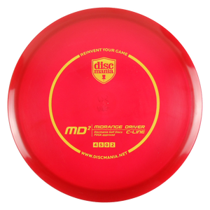 Discmania C-Line MD2 Midrange Golf Disc