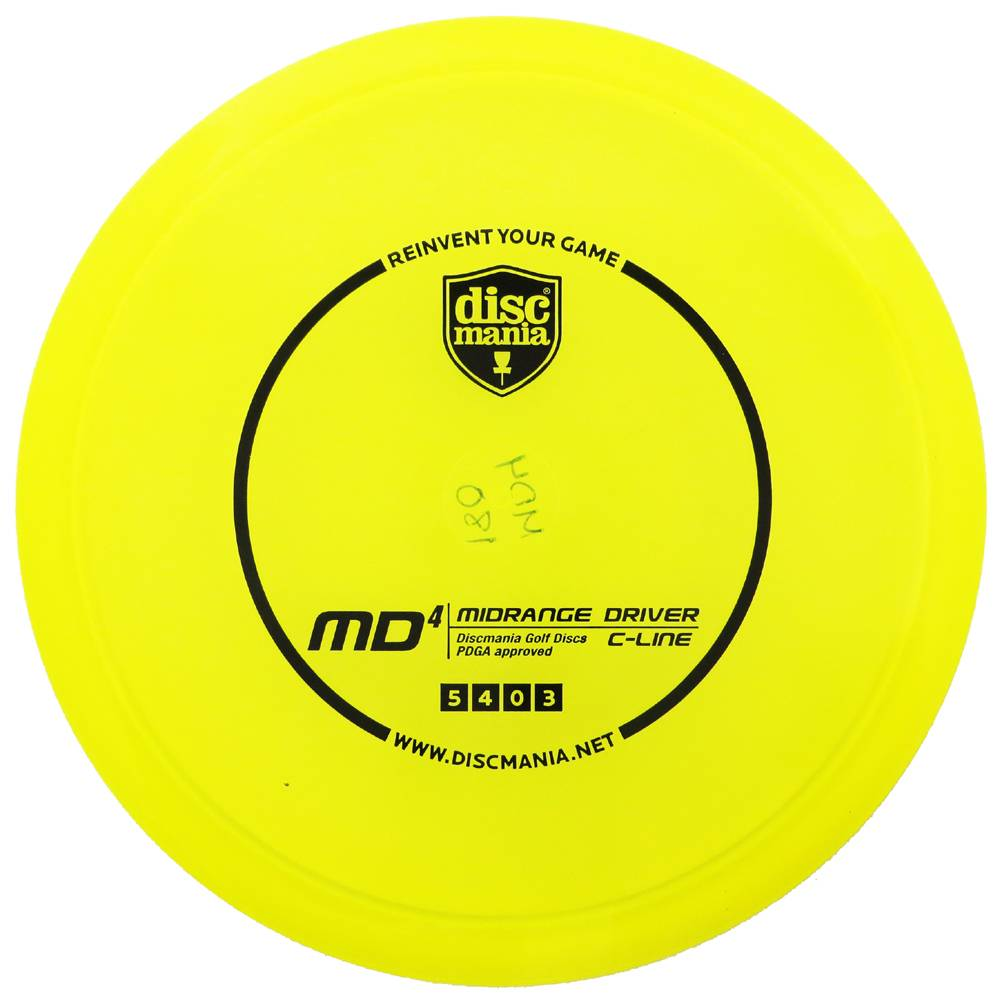 Discmania C-Line MD4 Midrange Golf Disc