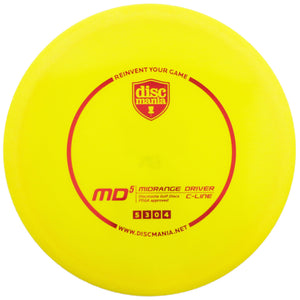Discmania C-Line MD5 Midrange Golf Disc