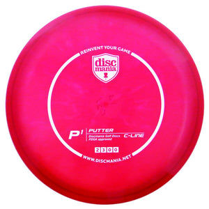 Discmania C-Line P1 Putter Golf Disc