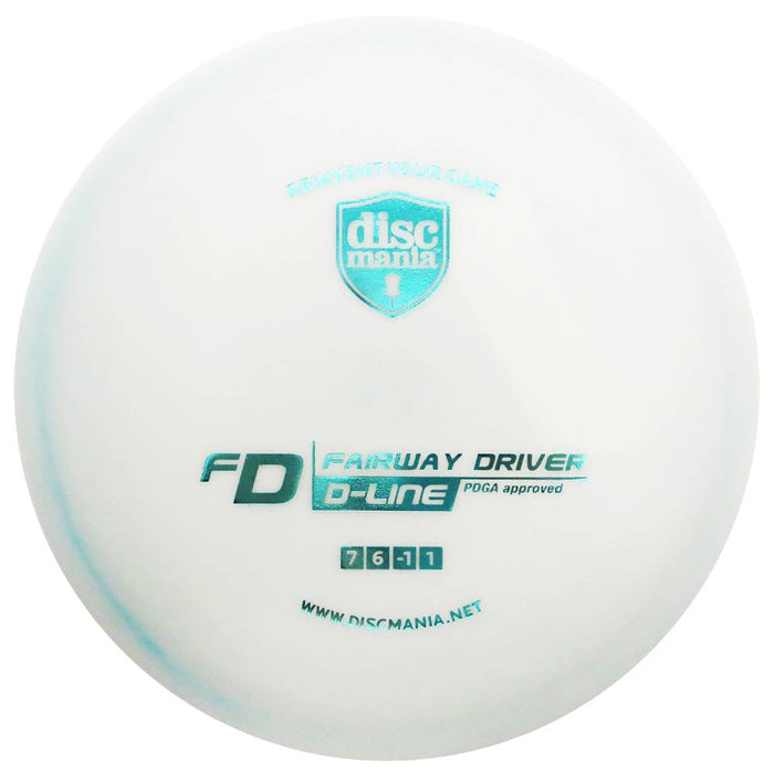 Discmania D-Line FD Fairway Driver Golf Disc