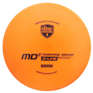 Discmania D-Line MD2 Midrange Golf Disc