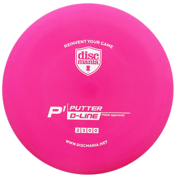 Discmania D-Line P1 Putter Golf Disc